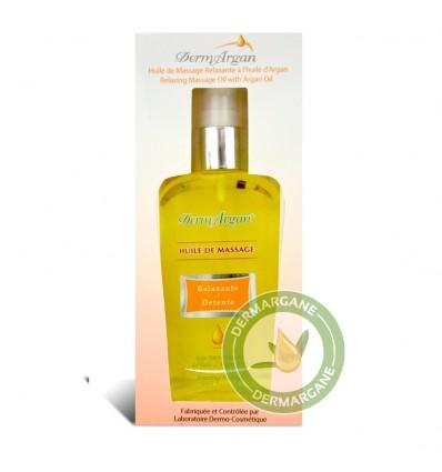 Huile de Massage Naturelle Relaxante & délassante Vapo - 125 ml