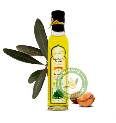 L'huile d'Argan Pure Bio Cosmétique - 250 ml